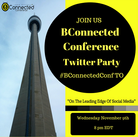 BConnected Conference Twitter Party