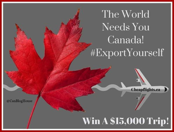 Export Yourself Canada Cheapflights