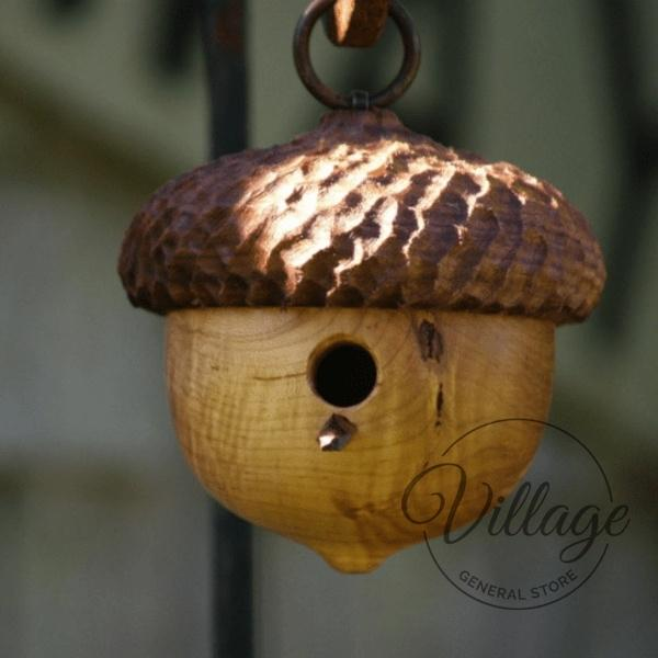 Village General Store Acorn Birdhouse