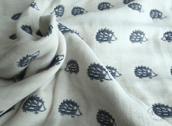 Village General Store Hedgehog Blanket