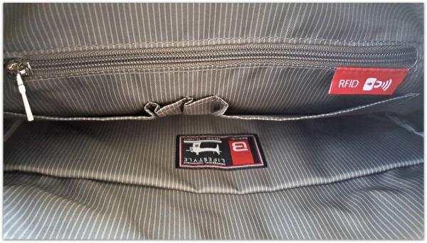 Beside-U Caliper Backpack