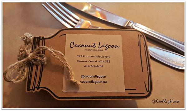 Coconut Lagoon Ottawa