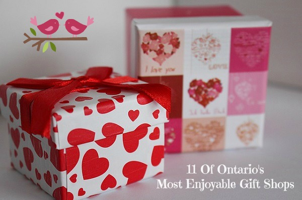Ontario's Most Enjoyable Gift Shops