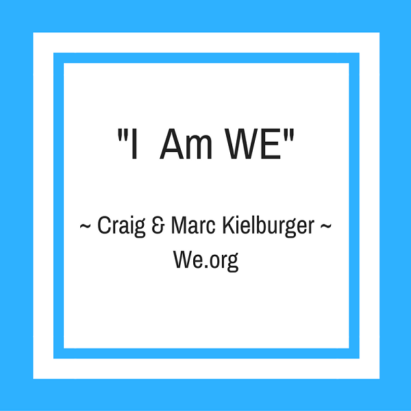 I am WE WE Day Ottawa