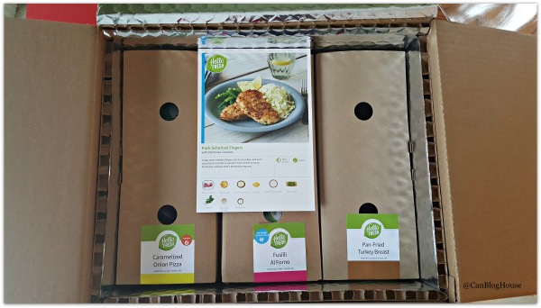 Hello Fresh Delivery Fundamentals Explained