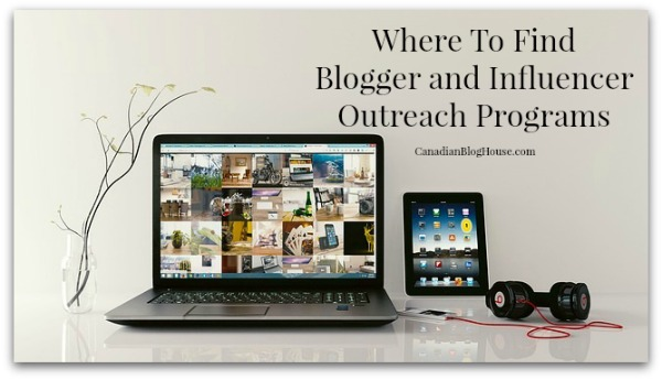 Where To Find Blogger Influencer Outreach Programs