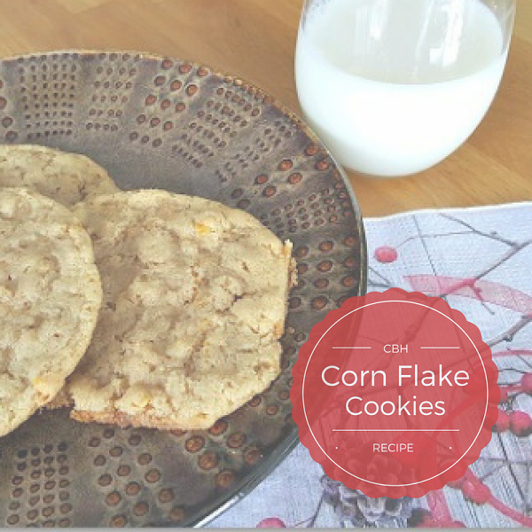 Corn Flake Cookies Recipe