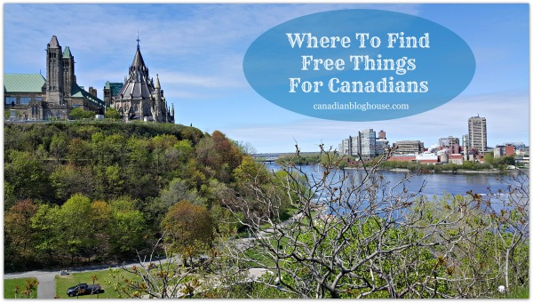 Where To Find Free Things For Canadians