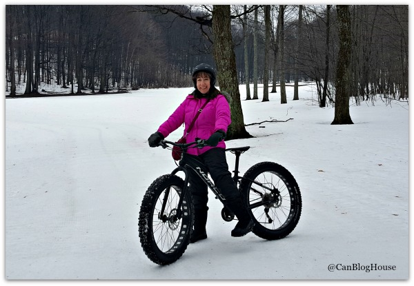 Fat Biking Horseshoe Valley Resort