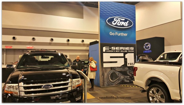 Ford Canada F-Series Trucks