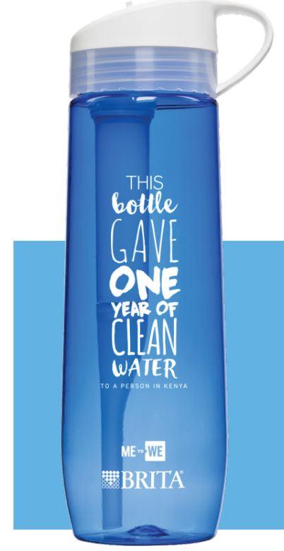 Brita Canada ME to WE Water Bottle