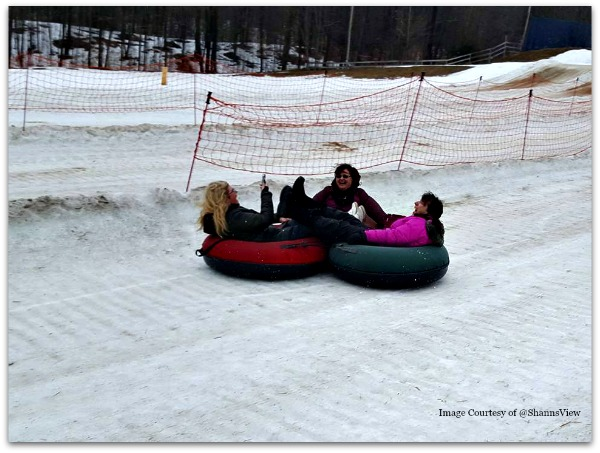 Snow Tubing Horseshoe Valley Resort