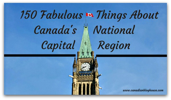 Canada's National Capital Region