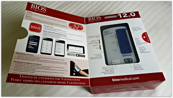 Bios Protocol 7D MII Blood Pressure Monitor deadly misconceptions about high blood pressure