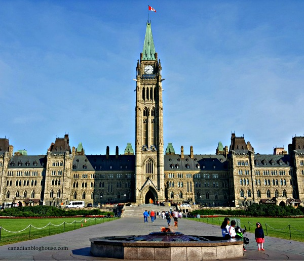 Parliament Hill Canada's Tourism Vision