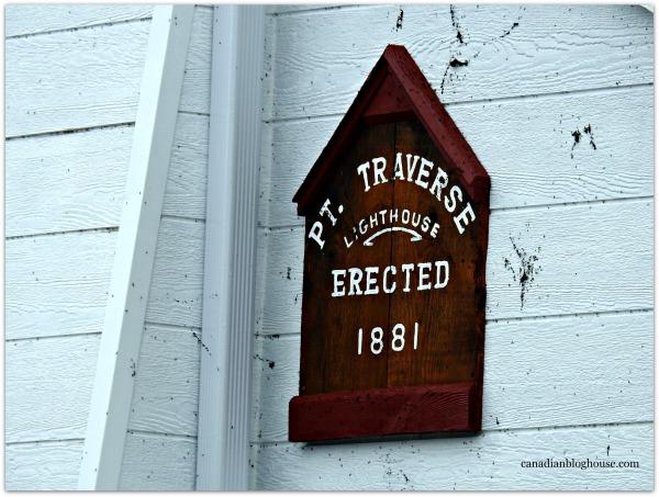 Pt Traverse Lighthouse Prince Edward County