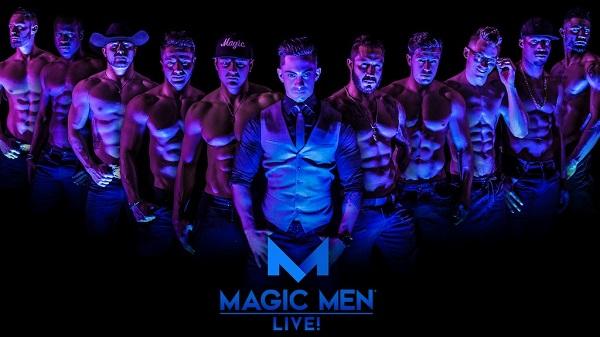 Myles Hass Magic Men Live