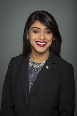 Bardish Chagger Canada's Tourism Vision