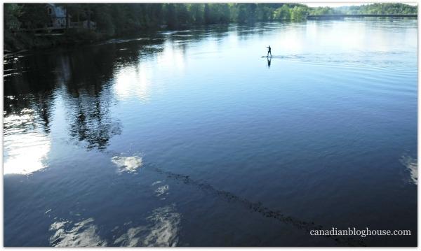 Gatineau River Wakefield Quebec Fujifilm FinePix XP120