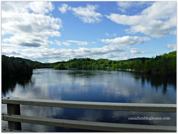 Gatineau River Wakefield Quebec Fuji FinePix XP120