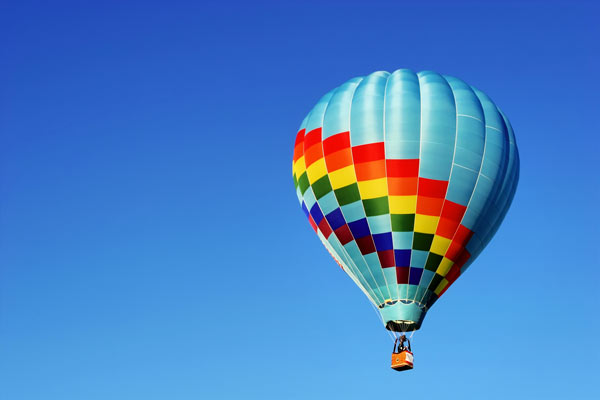 Breakaway Experiences Hot Air Balloon Ride