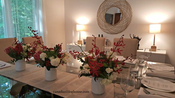 Dependable Maytag Table Arrangement