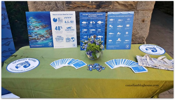 Ocean Wise Event Parliament Hill