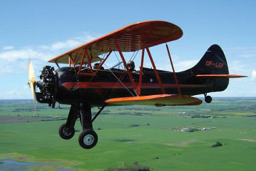 Breakaway Experiences Ottawa Vintage Biplane Ride