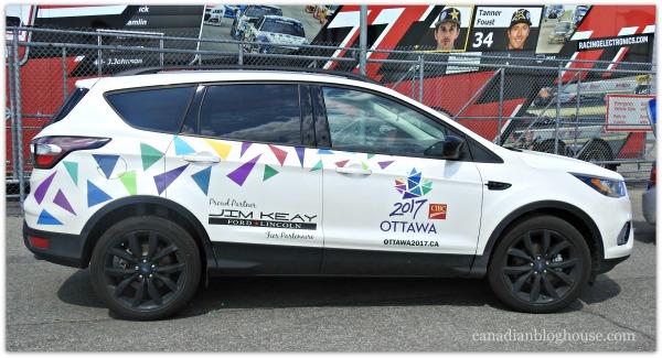Red Bull Global Rallycross Ottawa 2017