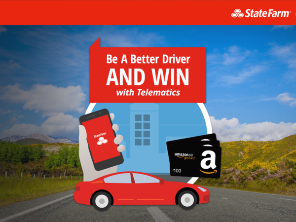 Download the State Farm® Canada App And WIN! #BeABetterDriver