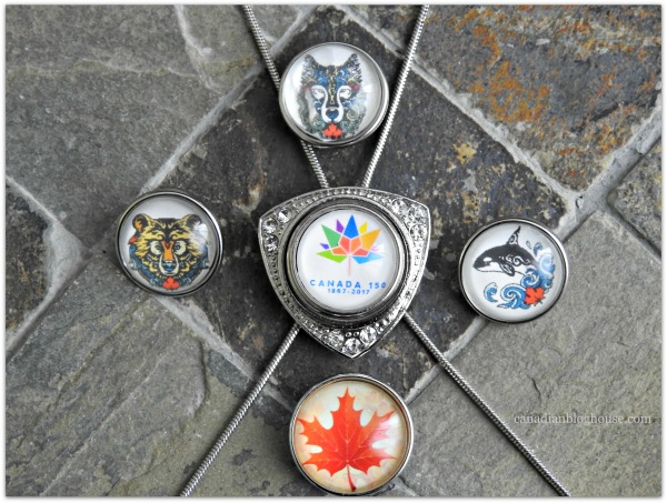 Yoshi-Bella: Snap Jewelry That Tells Your Story #Canada150