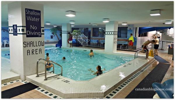 Chelsea Hotel Toronto Heated Pool