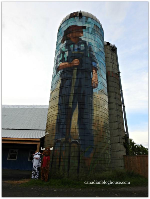 Popsilos Ouimet Farms Adventures