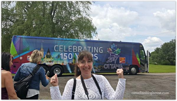 Popsilos Ottawa 2017 Bus
