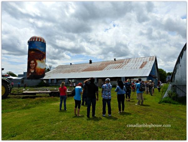 Popsilos Farm Silo Tour