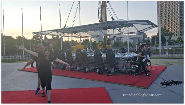 Ottawa 2017 Sky Lounge Experience