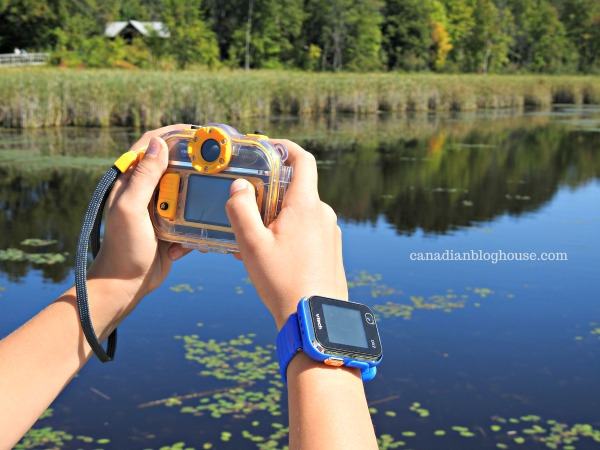Kidizoom Action Cam And Smartwatch DX2