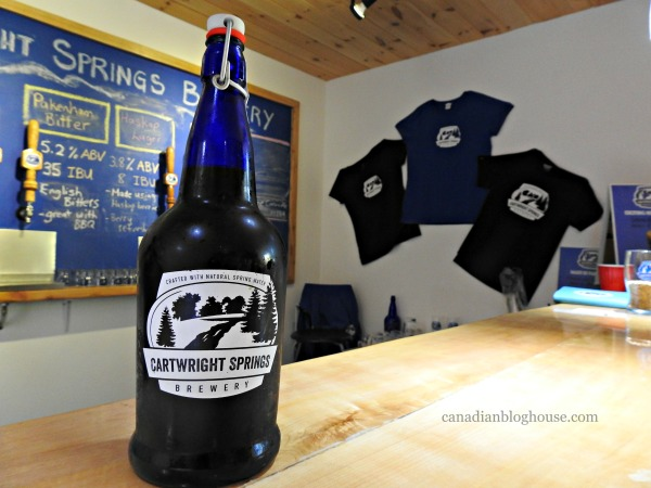 Cartwright Springs Brewery Andre Rieux Small Towns in Ontario