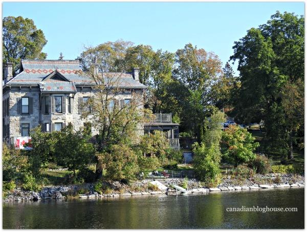 Ontario's Highlands Almonte Riverside Inn Small Towns in Ontari