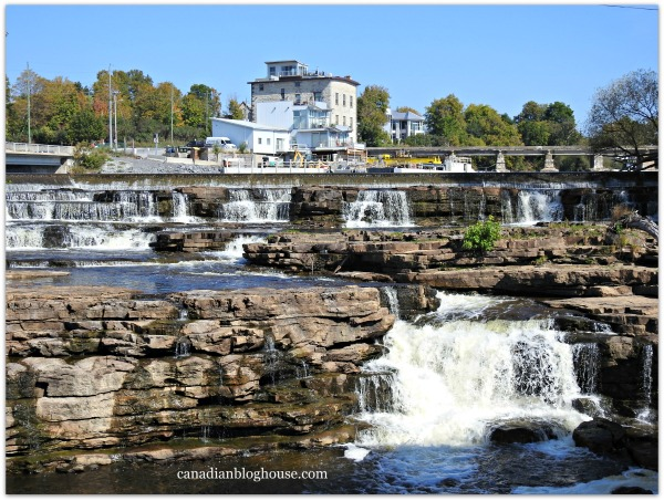 Ontario's Highlands Almonte Waterfalls Small Towns in Ontario