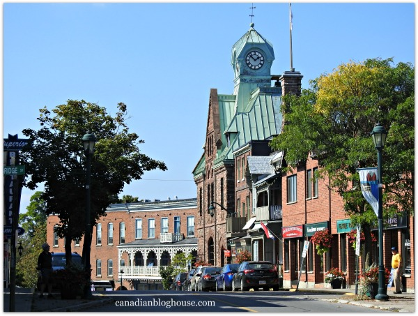Ontario's Highlands Downtown Almonte Small Towns in Ontario