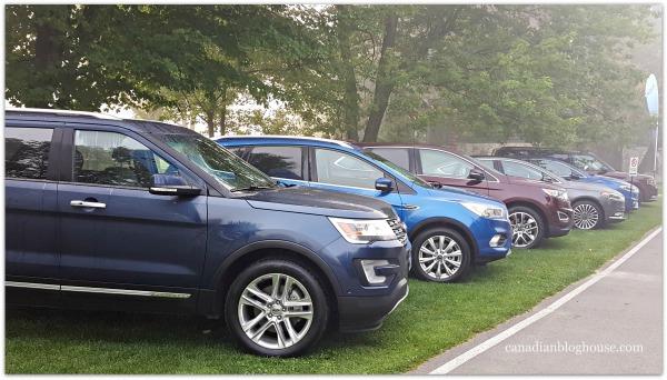 Ford Canada #FordWellness Wellness Retreat