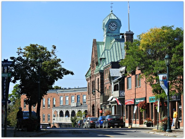 Downtown Almonte Ontario #50FirstsAt50