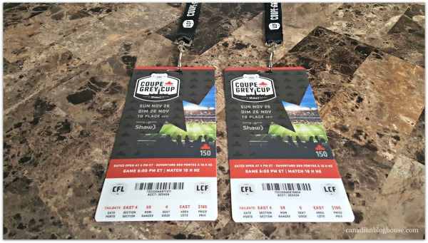 Grey Cup Tickets #50FirstsAt50