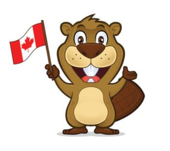 Canadian Beaver Canadian Blog House