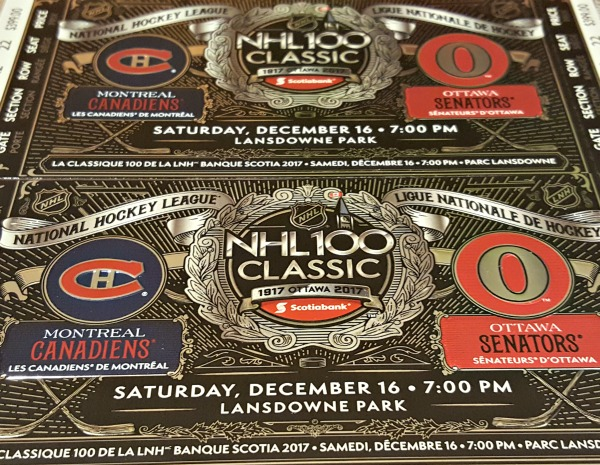 One Heck Of A Hat Trick In Ottawa – Fascinating Facts About The #NHL 100 Classic