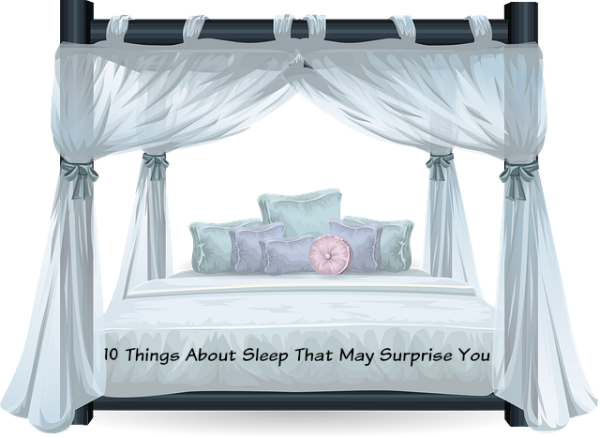10 Things About Sleep