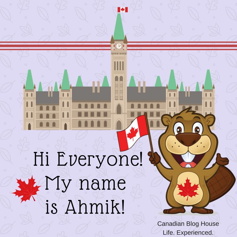 Canadian Blog House Ahmik The Beaver