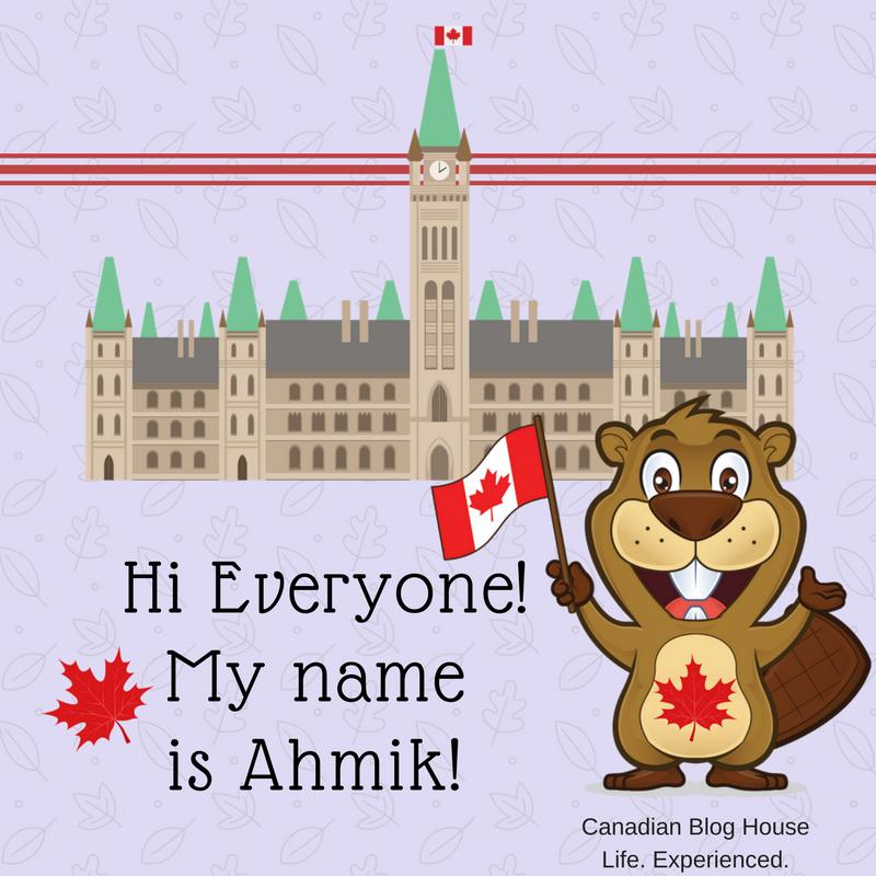 Canadian Blog House Ahmik The Beaver