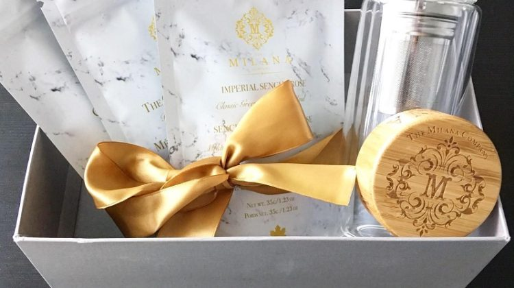 The Milana Company – Exceptional Teas With A Touch Of Luxury